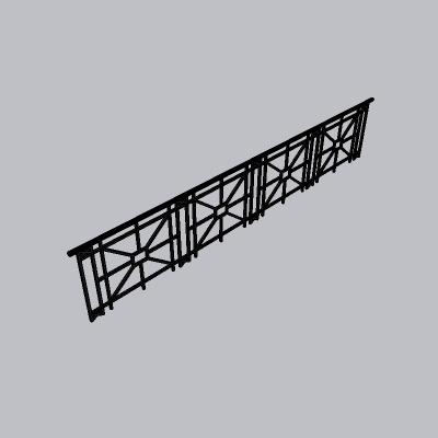 铁艺栏杆  (47)