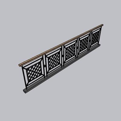 铁艺栏杆  (51)