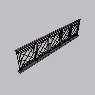 铁艺栏杆  (53)
