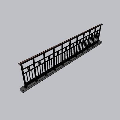 铁艺栏杆  (65)