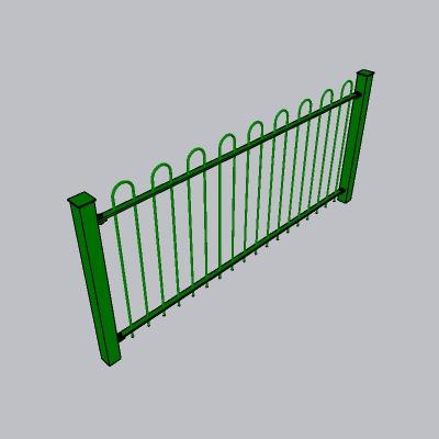 铁艺栏杆  (86)