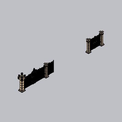 铁艺栏杆  (97)