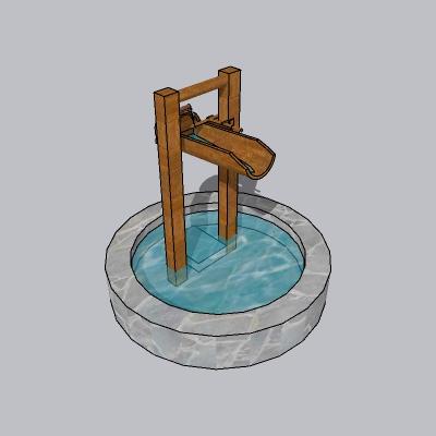 喷泉流水小品 (28)