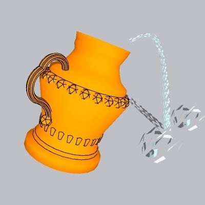 喷泉流水小品 (33)