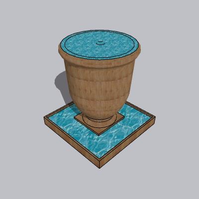 喷泉流水小品 (48)
