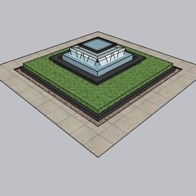 喷泉流水小品 (50)