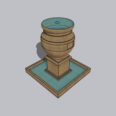 喷泉流水小品 (52)