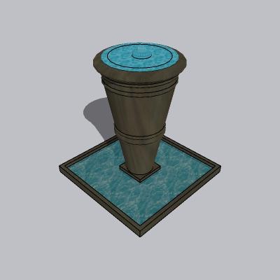 喷泉流水小品 (53)