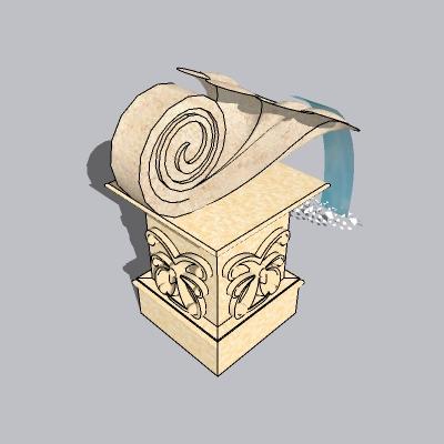 喷泉流水小品 (57)