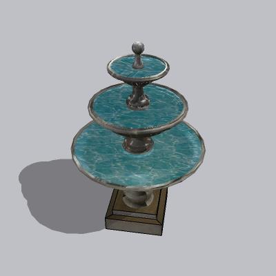 喷泉流水小品 (74)
