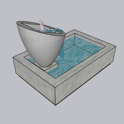 喷泉流水小品 (91)