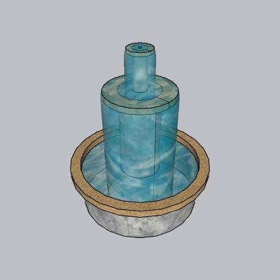 喷泉瀑布 (139)