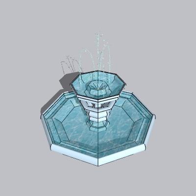 喷泉瀑布 (154)