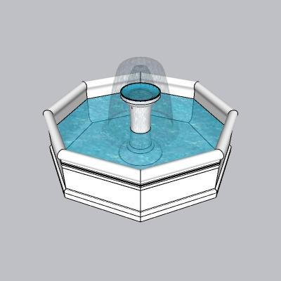 喷泉瀑布 (174)