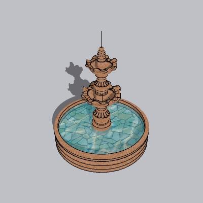 喷泉瀑布 (175)