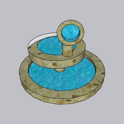 喷泉瀑布 (195)