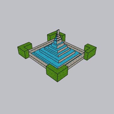 喷泉瀑布 (198)