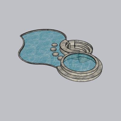 喷泉瀑布 (206)