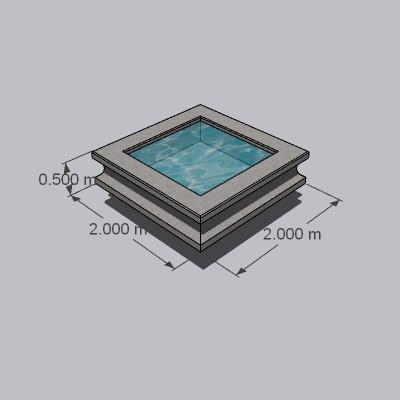 喷泉瀑布 (208)