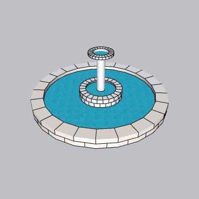 喷泉瀑布 (224)