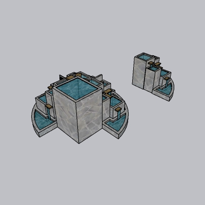 喷泉瀑布 (238)