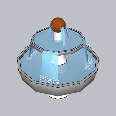 喷泉瀑布 (250)