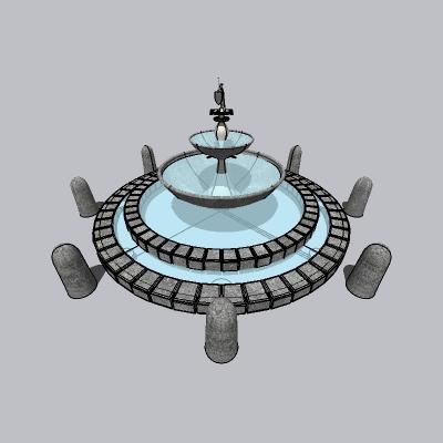 喷泉瀑布 (259)