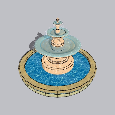 水钵水景 (4)