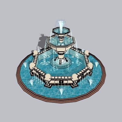 水钵水景 (7)