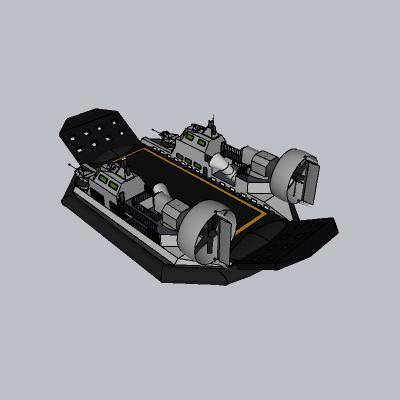 气垫船 (3)