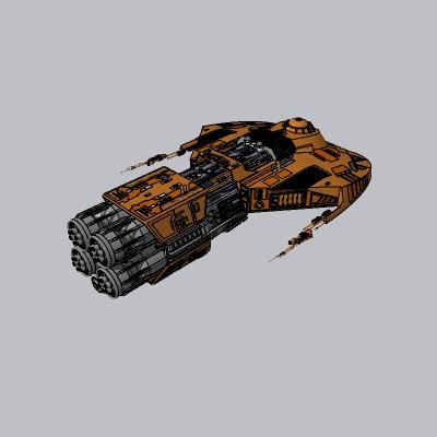 科幻太空飞船