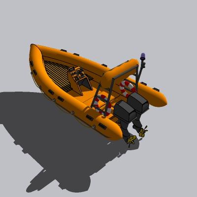救生快艇 (1)