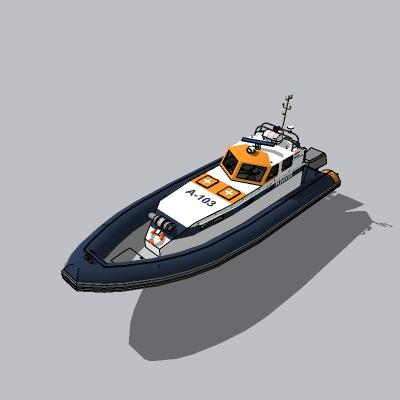 救生快艇 (2)