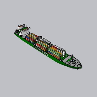 货轮 (3)