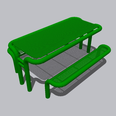 铁桌椅组合