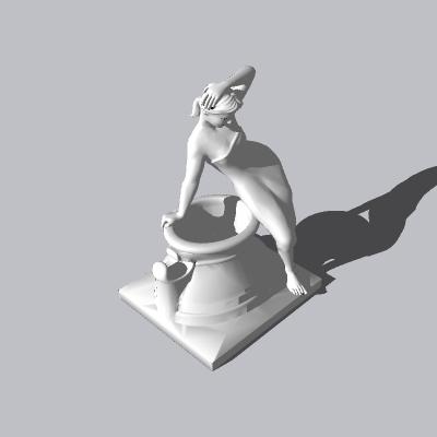 人物雕塑  (17)