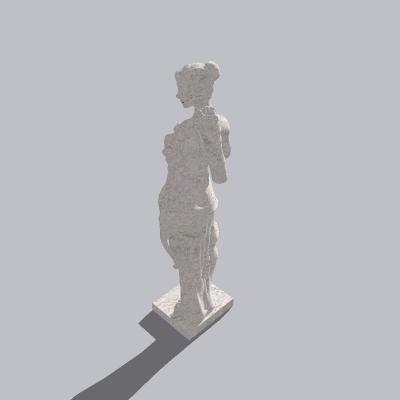 人物雕塑  (19)