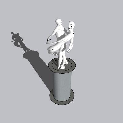 人物雕塑  (22)