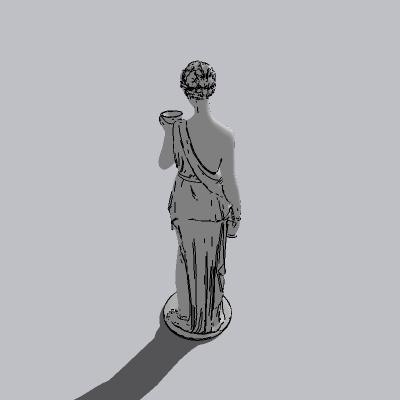 欧式人物雕像 (17)