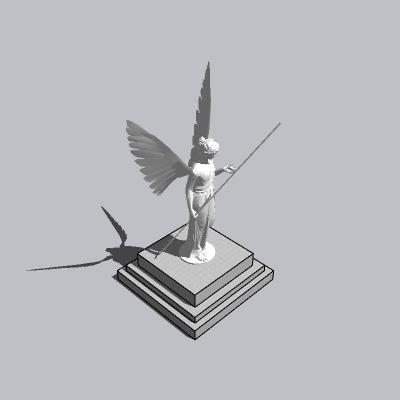 欧式人物雕像 (18)