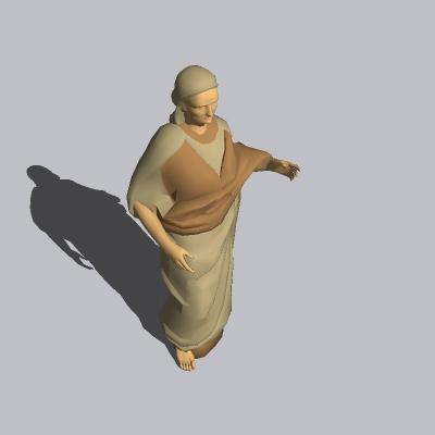 欧式人物雕像 (19)