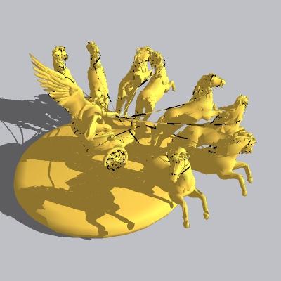 欧式人物雕像 (20)