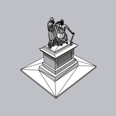 欧式人物雕像 (24)