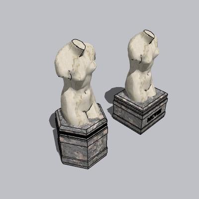 欧式人物雕像 (25)
