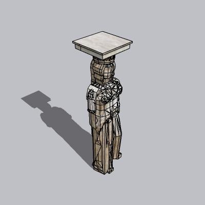 欧式人物雕像 (29)