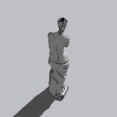 欧式人物雕像 (32)