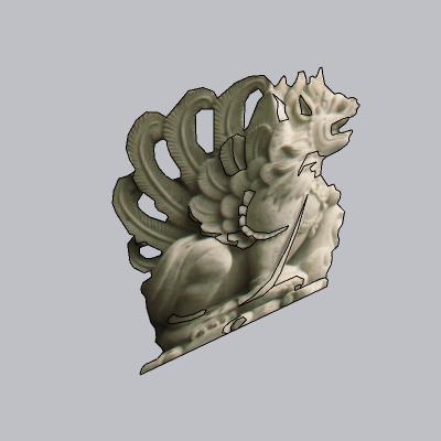 雕塑小品 (10)