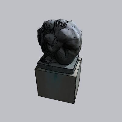 雕塑小品 (125)