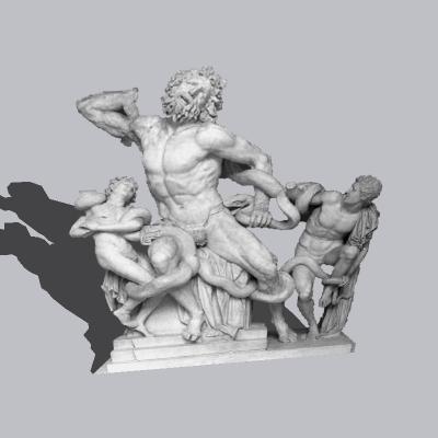 雕塑小品 (93)