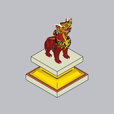 动物  狮子 (4)